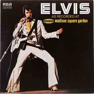Elvis Presley - Elvis As Recorded At Madison Square Garden download